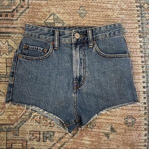 bdg high-waisted shorts